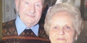Vivieron 77 años juntos; mueren tomados de la mano