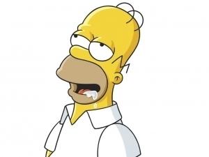 FOTOS: Este hombre se tatuó a 'Homero Simpson'... ¡52 veces!