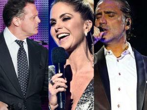 ¿Busca un trío? Lucero quiere con Luis Miguel y Alejandro Fernández