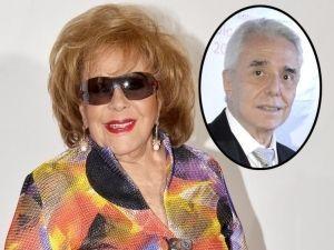 Silvia Pinal envía polémico mensaje a Enrique Guzmán
