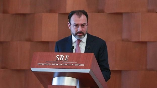 México está listo para negociar el TLC: Luis Videgaray