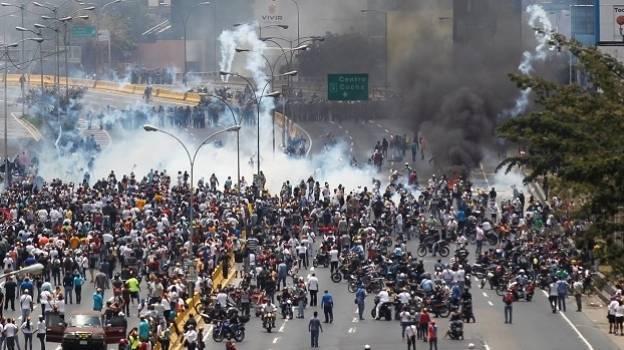 Ante crisis de la OEA, Trump dice que 'Venezuela es un desastre'