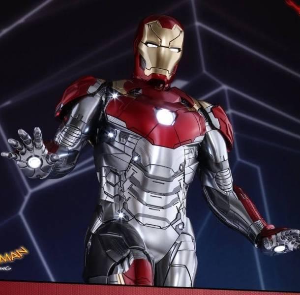 Así será la nueva armadura de