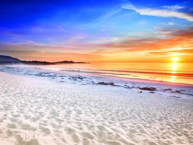 3 Playas de Monterey, California para relajarte