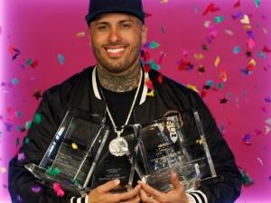Nicky Jam, Juan Gabriel y J Balvin arrasan los Latin Billboard 2017
