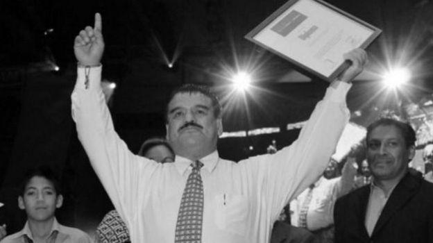 Jesús Alvarado, el legendario Brazo de Oro, muere en la madrugada de este viernes por problemas cardiacos