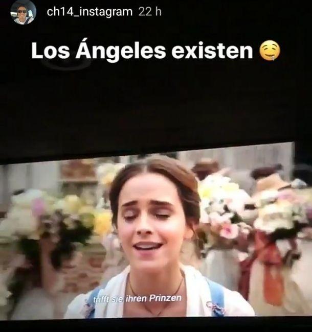Chicharito quiere conquistar a Emma Watson