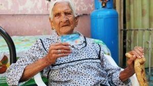 Restituyen ayuda a mujer de 116 años en Jalisco