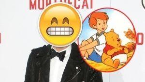 Famoso actor podría interpretar a 'Christopher Robin' en película de 'Winnie Pooh'