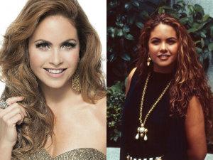 ¡Retro! Antes y Después de... la sensual Lucero (FOTOS)