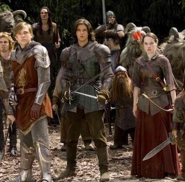 'Las crónicas de Narnia' tendrá una nueva película