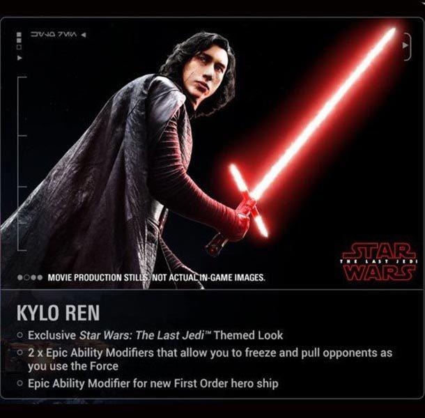 Revelan nuevas imágenes de 'Star Wars: Los Últimos Jedi'