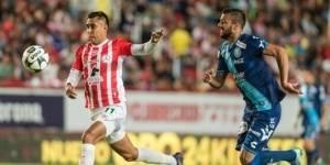 La aritmética mueve a Puebla y Necaxa