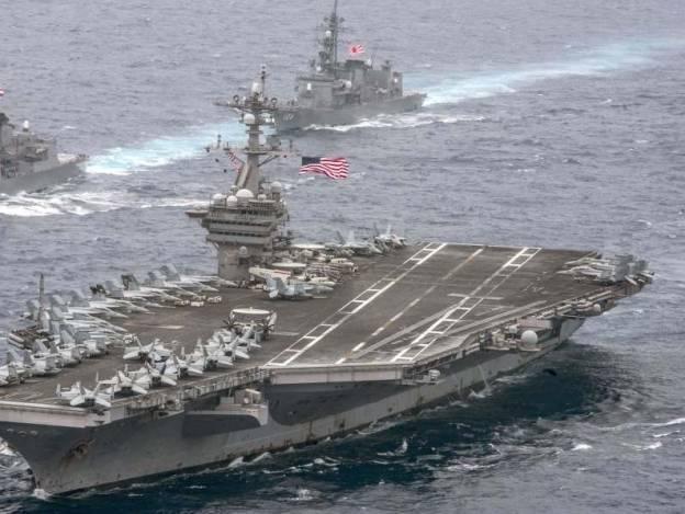 Trump no descarta opción militar contra Corea del Norte