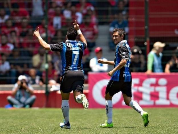 Exorcismo en el infierno. Toluca cae 1-2 ante Querétaro
