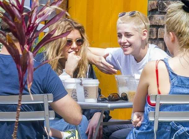 Kristen Stewart ya no oculta su amor lésbico