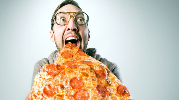 ¿Has probado una pizza de whisky...? las pizzas más raras para comer