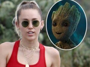 ¡OMG! Miley Cyrus aparece en 'Guardianes de la Galaxia Vol. 2'