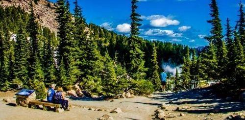 Parque Volcánico Lassen, una explosión de aventura y diversión