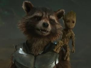 'Rocket' es captado en el set de 'Avengers: Infinity War' (FOTO)
