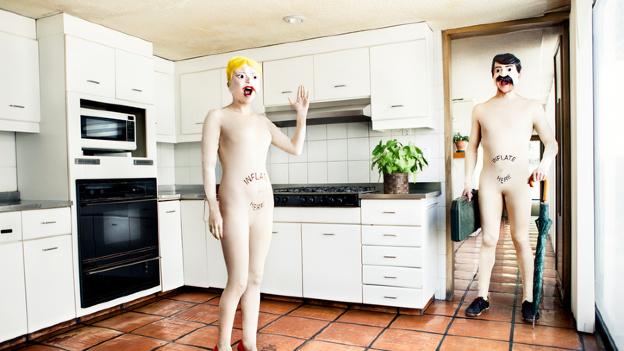 ¡A romper la vajilla!: Ideas para tener sexo en la cocina