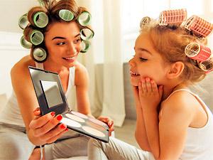 10 tips de belleza que aprendimos de mamá