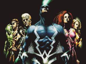 Conoce a Inhumans, la nueva serie de Marvel (FOTO+VIDEO)