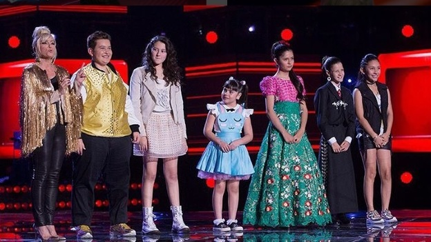 ¡Conoce a los finalistas de La Voz Kids!