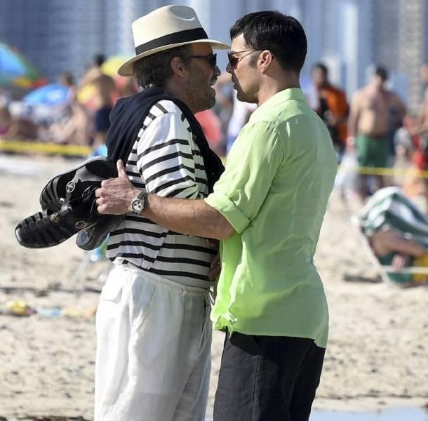Ricky Martin aparecerá en la serie 'Versace: American Crime Story'