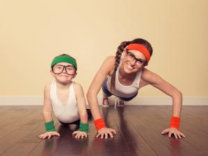 ¡El ejemplo predica! 4 actividades que mamá nunca debe dejar de hacer
