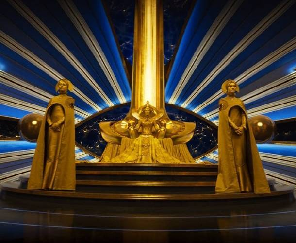 'Ayesha' aparecerá en la tercera parte de 'Guardianes de la Galaxia'