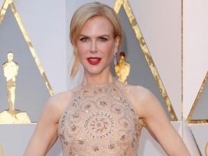 Así demuestra Nicole Kidman que sí sabe aplaudir (VIDEO)
