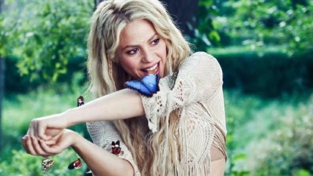 Shakira revela fecha de lanzamiento y portada de su nuevo disco