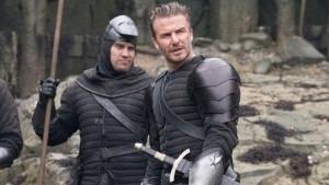 ¡No creerás las críticas que recibió David Beckham por su primera película!