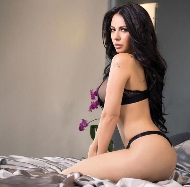 Jimena Sánchez es considerada la Kim Kardashian Mexicana