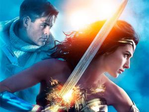 ¡Uno más! Revelan nuevo póster internacional de 'Mujer Maravilla'