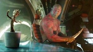 Groot no baila con Drax en Guardianes de la Galaxia por esta razón