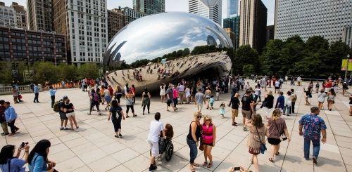 3 lugares que no te puedes perder al visitar Chicago
