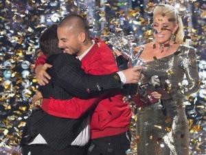 Emotiva reacción de Maluma tras ganar La Voz Kids con Eduardo Barba