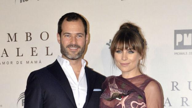 Ludwika Paleta y Emiliano Salinas tuvieron a sus bebés en San Diego