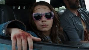 ¡Mira la adorable audición de X-23 para Logan!
