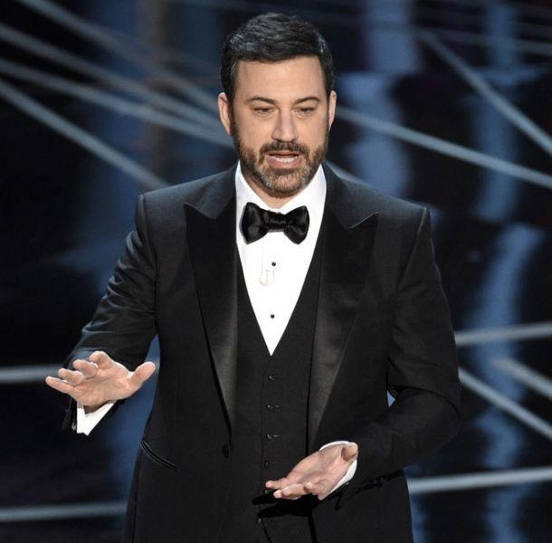 Jimmy Kimmel conducirá los Premios Oscar 2018