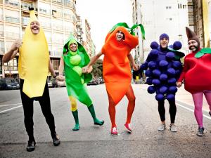 ¡Combinaciones verdaderamente nutritivas!: Las 9 opciones de alimentos intercambiables para tu día