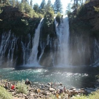 Burney Falls: octava maravilla del mundo