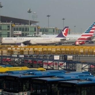 Los aeropuertos con más pasajeros al año