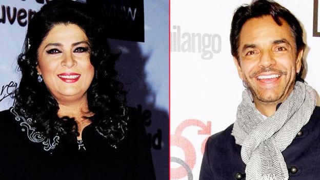 Victoria Ruffo no oculta su mala relación con Eugenio Derbez