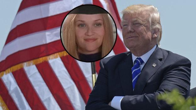 ¿Donald Trump plagió el discurso de 'Elle' en 'Legalmente Rubia'?