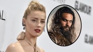 ¡Así de sensual se verá Amber Heard como Mera en Aquaman!