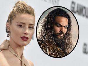 ¡Así de sensual se verá Amber Heard como 'Mera' en 'Aquaman'!