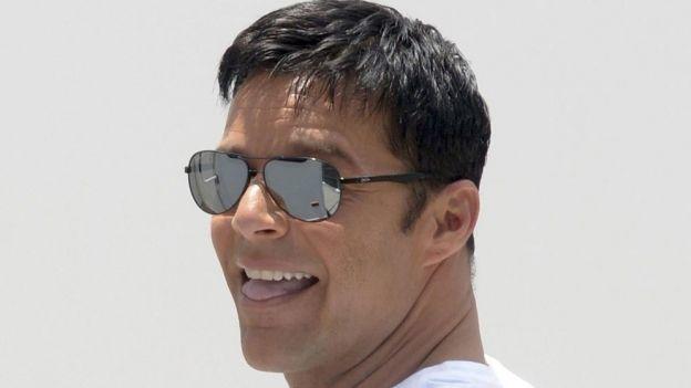 Ricky Martin recibe una gran sorpresa en set de 'American Crime Story'